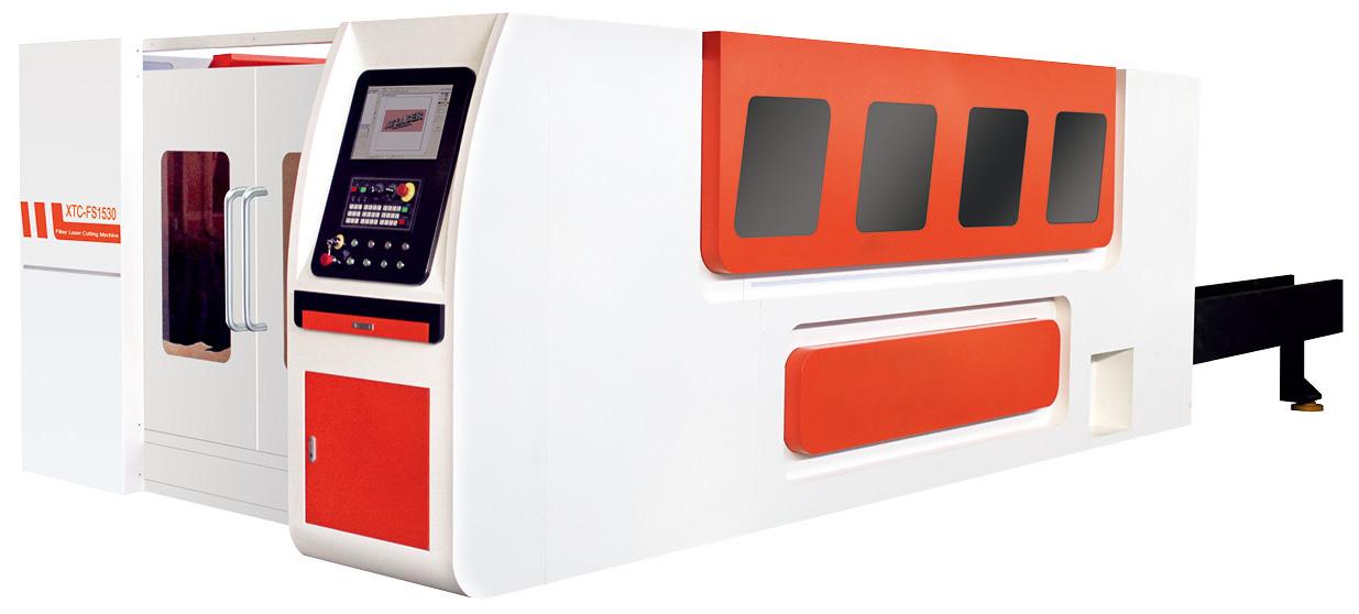 Герметичный станок лазерной резки