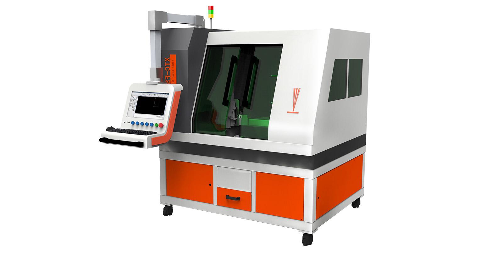Стандартный волоконный лазерный станок для резки открытого типа XTC-F1530S