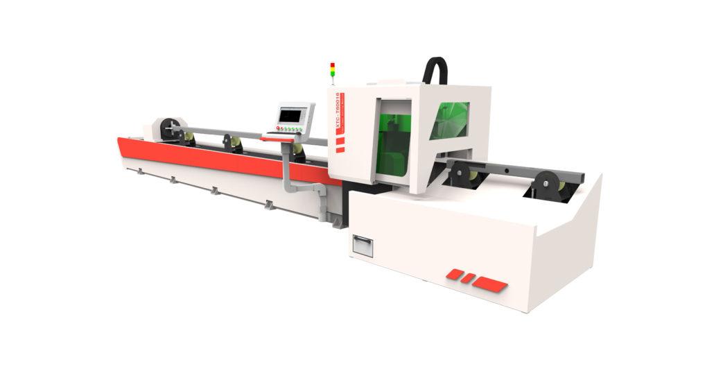 Волоконный лазерный резак для труб XTC-T60016